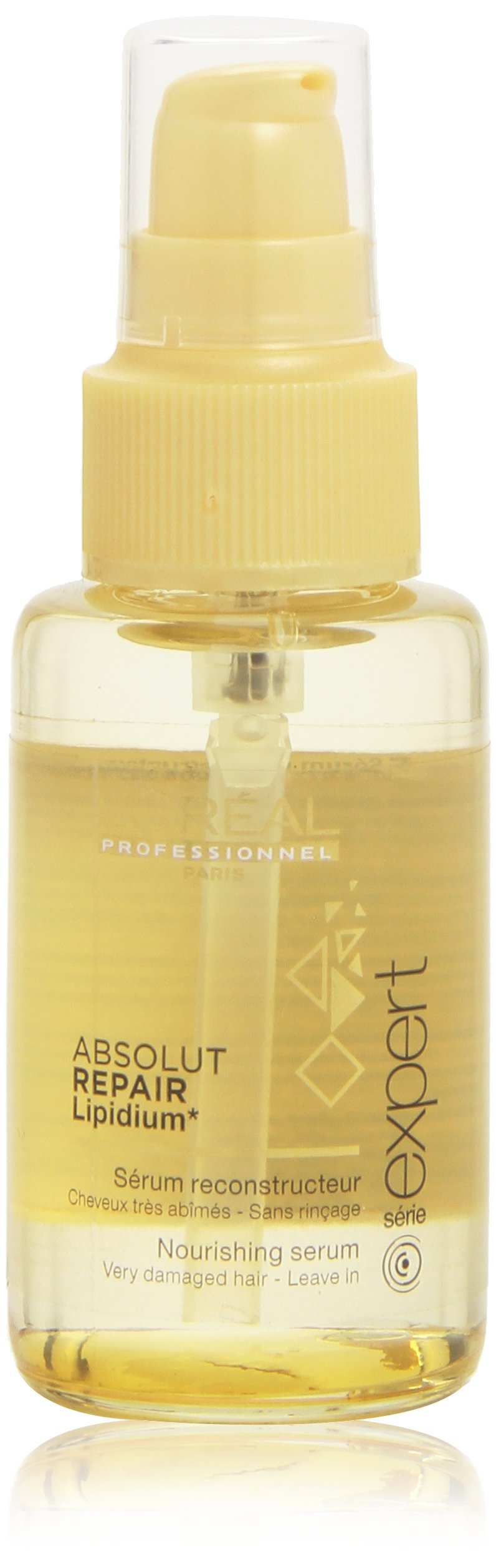 L'Oreal Professional Serie Expert Absolut Repair Lipidium Nourishing Serum, 1.69 Ounce