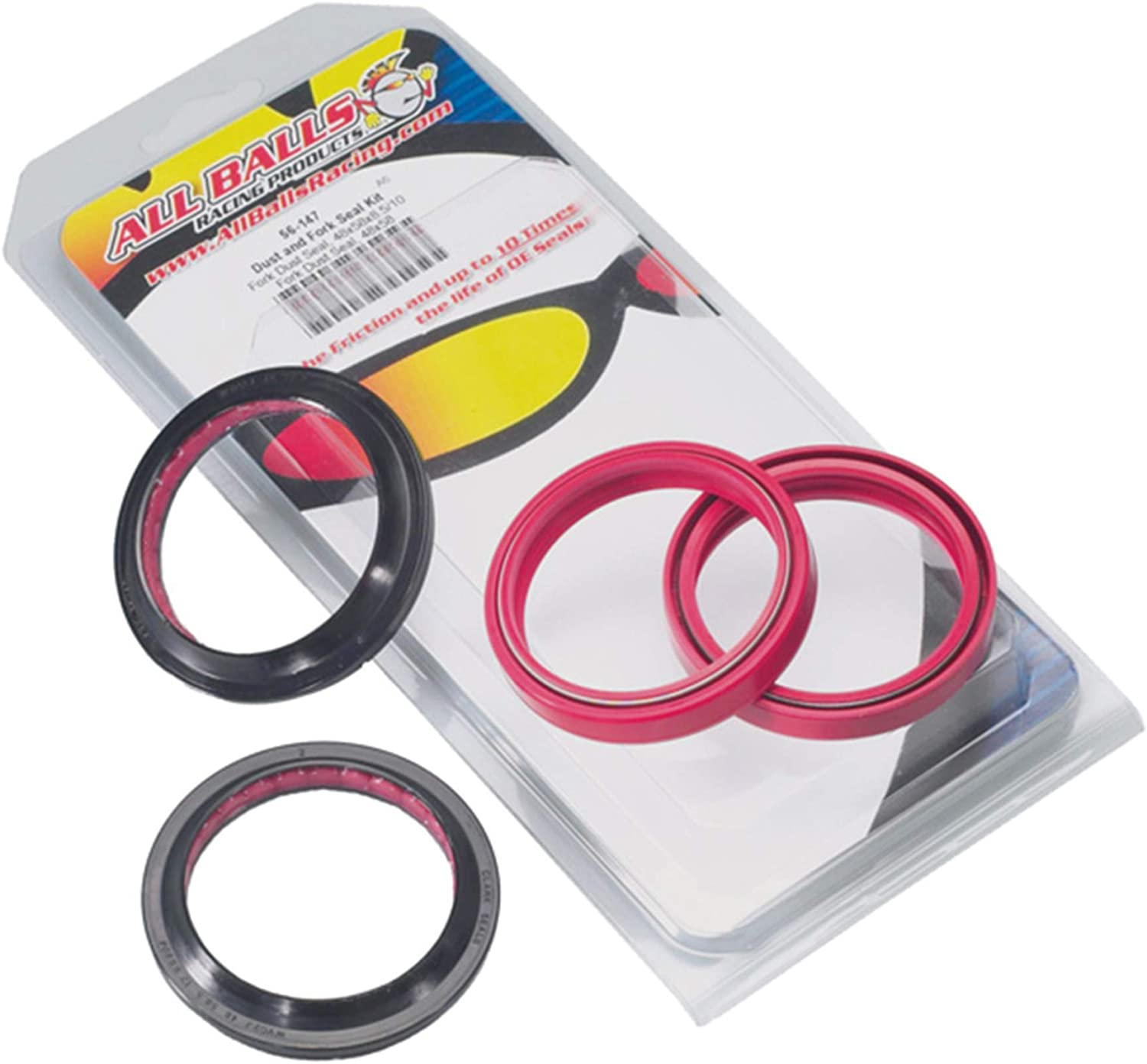 All Balls Fork and Dust Seal Kit for Buell XB12X Ulysses 2006-2009
