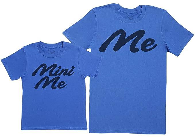 Baby Bunny Me & Mini Me- Regalo para Padres e Hijos - Camiseta de niño