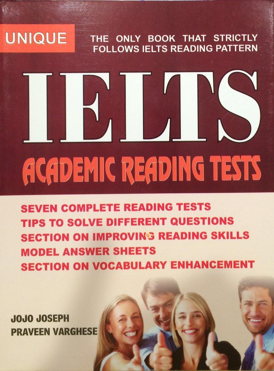 Buy Unique IELTS Academic Reading Tests Book Online at Low