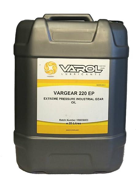 Extreme Presión Industrial Gear Aceite ISO 220 EP Planta ...