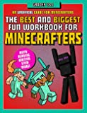 The Best and Biggest Fun Workbook for Minecrafters Grades 3 & 4: An Unofficial Learning Adventure for Minecrafters
