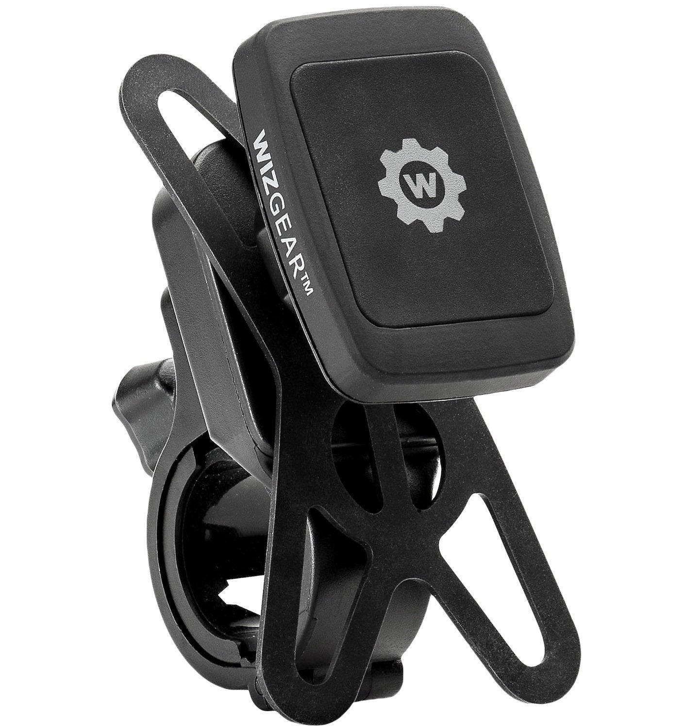 Magnetic Magnetic Bike Mount WizGear Universal Magnetic Bicycle /& Motorcycle Handlebar Phone Holder for Cell Phones and GPS with Fast Swift-Snap Technology Magnetic Bike Phone Holder Bike Phone Holder