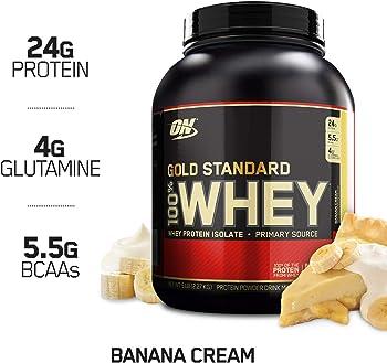 Optimum Nutrition Gold Standard 100% Whey Protein Powder 5 Pound