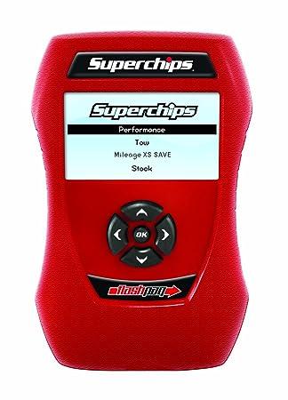 Superchips 3865 Flashpaq for Dodge Gas V8 Gas Truck/SUV, 5 7