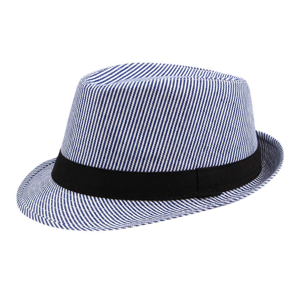 MINXINWY_ Gorras Sombrero de Jazz de Moda británico, Pescador ...