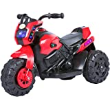 Baybee Diabolico Battery Operated Bike (RED)