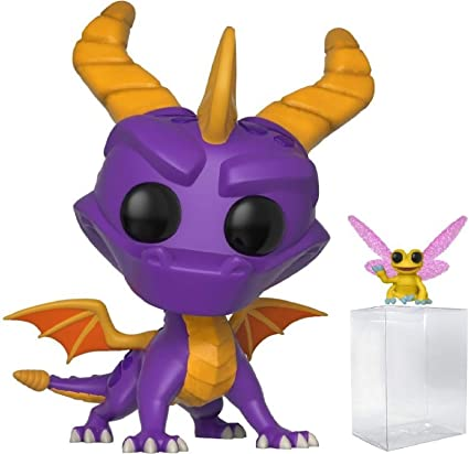 Funko Pop Spyro and Sparx #361 Vinyl Figure
