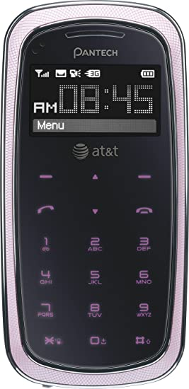 amazon com pantech impact pink at t cell phones accessories rh amazon com Pantech P7000 to the Side Pantech Impact Review