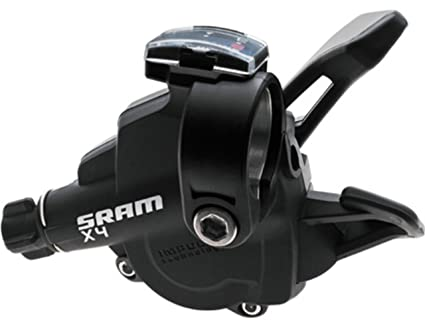 Levier de Vitesse SRAM X3 Trigger 7V Kit Avant Arri/ère 2017