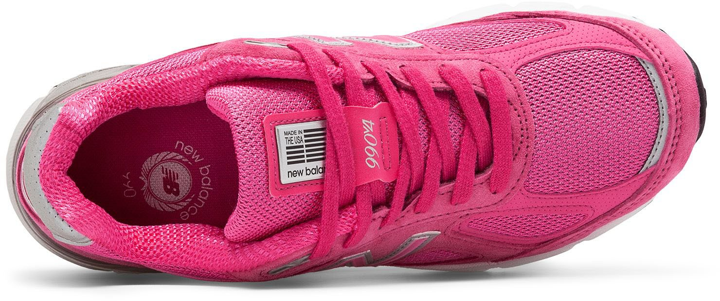 New Balance Women's w990v4 Running US|Pink/Purple Shoe B019CVBYMK 11 2A US|Pink/Purple Running d0b76f