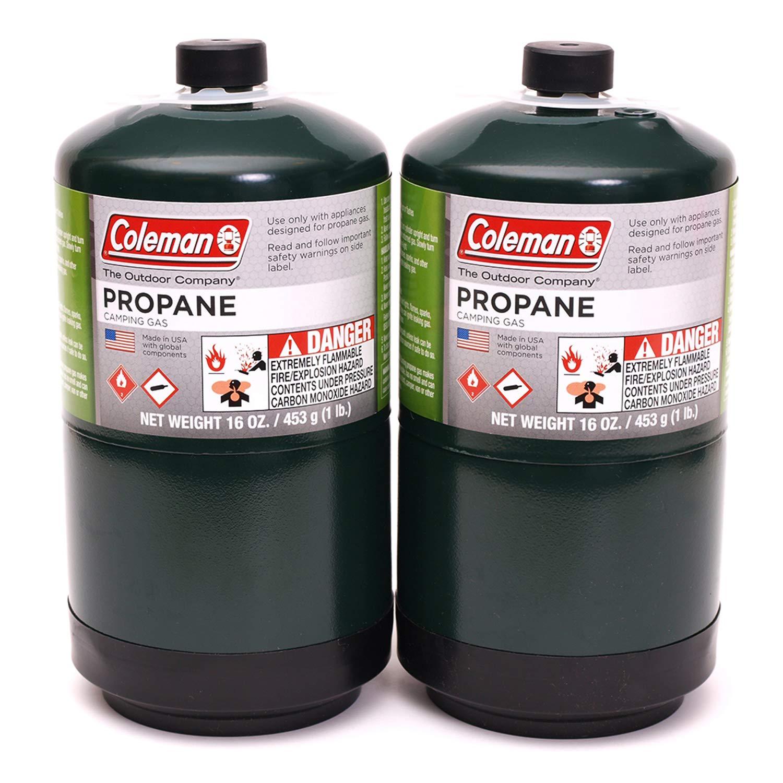 Coleman Propane Fuel Tank - 2 Pk