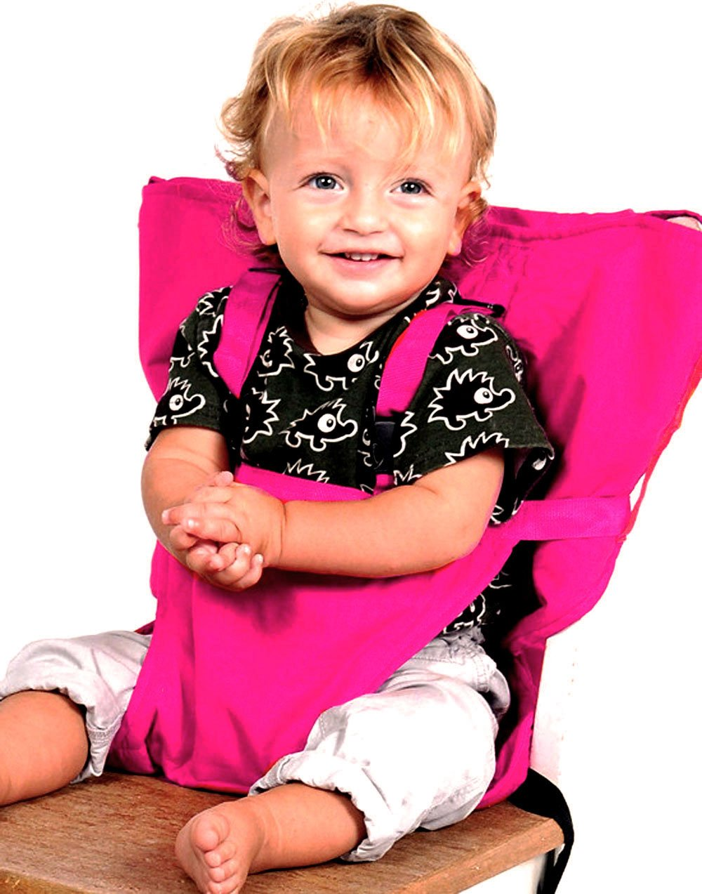SheShy Baby Sack Portable Original High Chair Safety Seat Infant Chair Harness Travel Seat Cover
