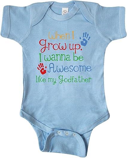 Baby Hoody Baby Gift Baby Clothing Baby Girl Hoody Im Cool Just Like My Godfather Baby Boy Hoody
