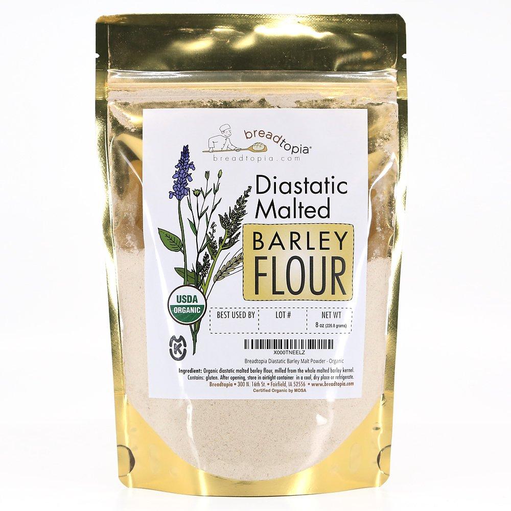 breadtopia diastatic Cebada En Polvo – Orgánica
