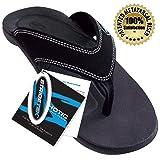 Stridetek Flipthotics Orthotic Sandals - Arch