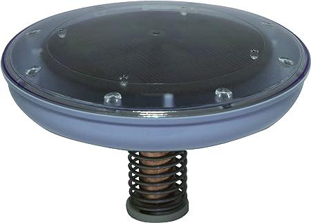 Mauk 2038 Ionizador Solar para Piscina, Multicolor, 24 x 23 x 16 ...