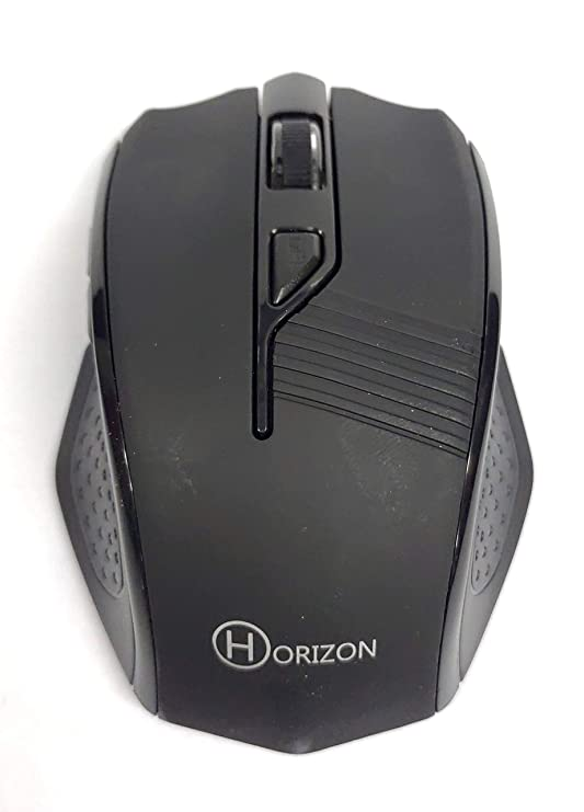 Mobile Gear Horizon 2.4G Wireless Mouse with Nano Receiver and High Sensitivity Mice