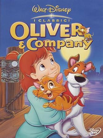 Amazon Oliver Company DVD 2002 Jim Cox Tim Disney