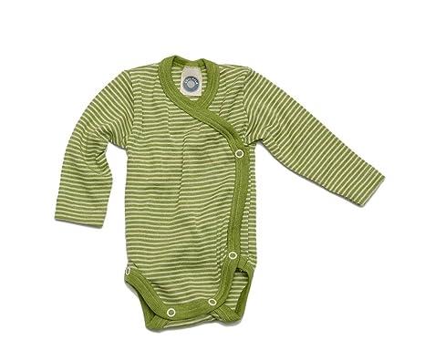 faeb5b6dfe5ce Cosilana Baby Wickelbody aus 70% Wolle und 30% Seide kbT
