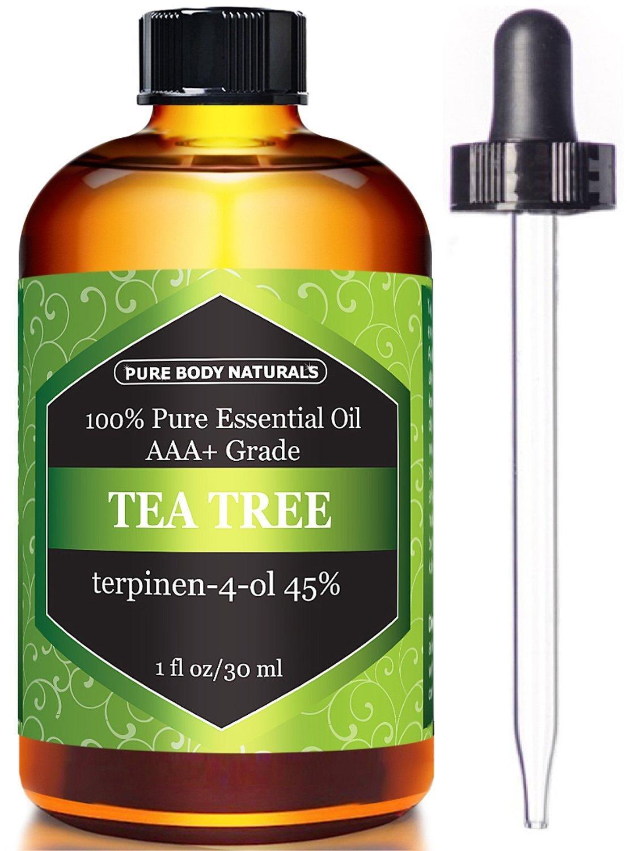 aceite del arbol del te acne