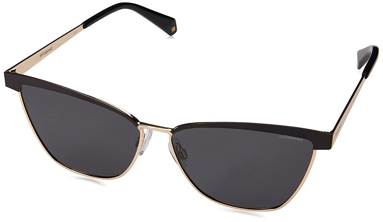 Polaroid PLD 4054/S M9 2O5 60 Gafas de Sol, Negro (Black Grey), Mujer