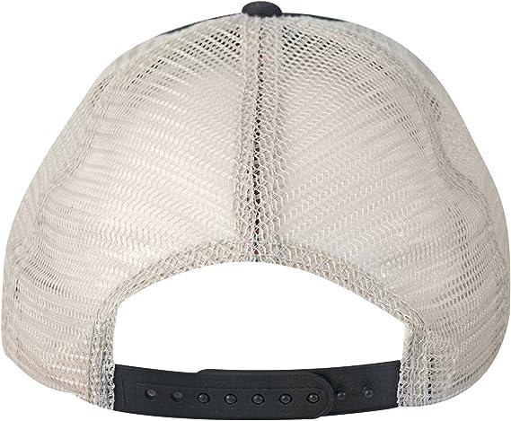 Lucky Lager Vintage Mesh Black Hat