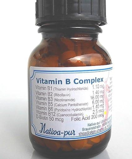 La vitamina B-complejo las articulaciones y artrosis sistema inmunológico y tonificación muscular fortalecimiento de