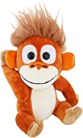 Animoodles Magnetic Randy Orangutan Stuffed Animal Plush, 7.5""