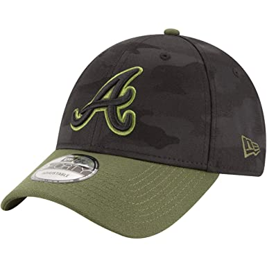New Era Atlanta Braves Memorial Day 940 9Forty Cap Basecap OSFM Limited  Special Edition 64dcb96ae6