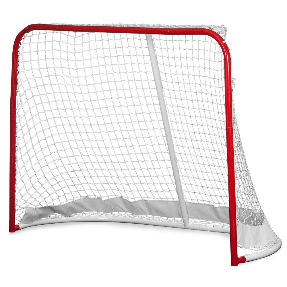 Crown Sporting Goods Heavy Duty Hockey Goal, Large Brybelly Holdings Inc SHOK-001