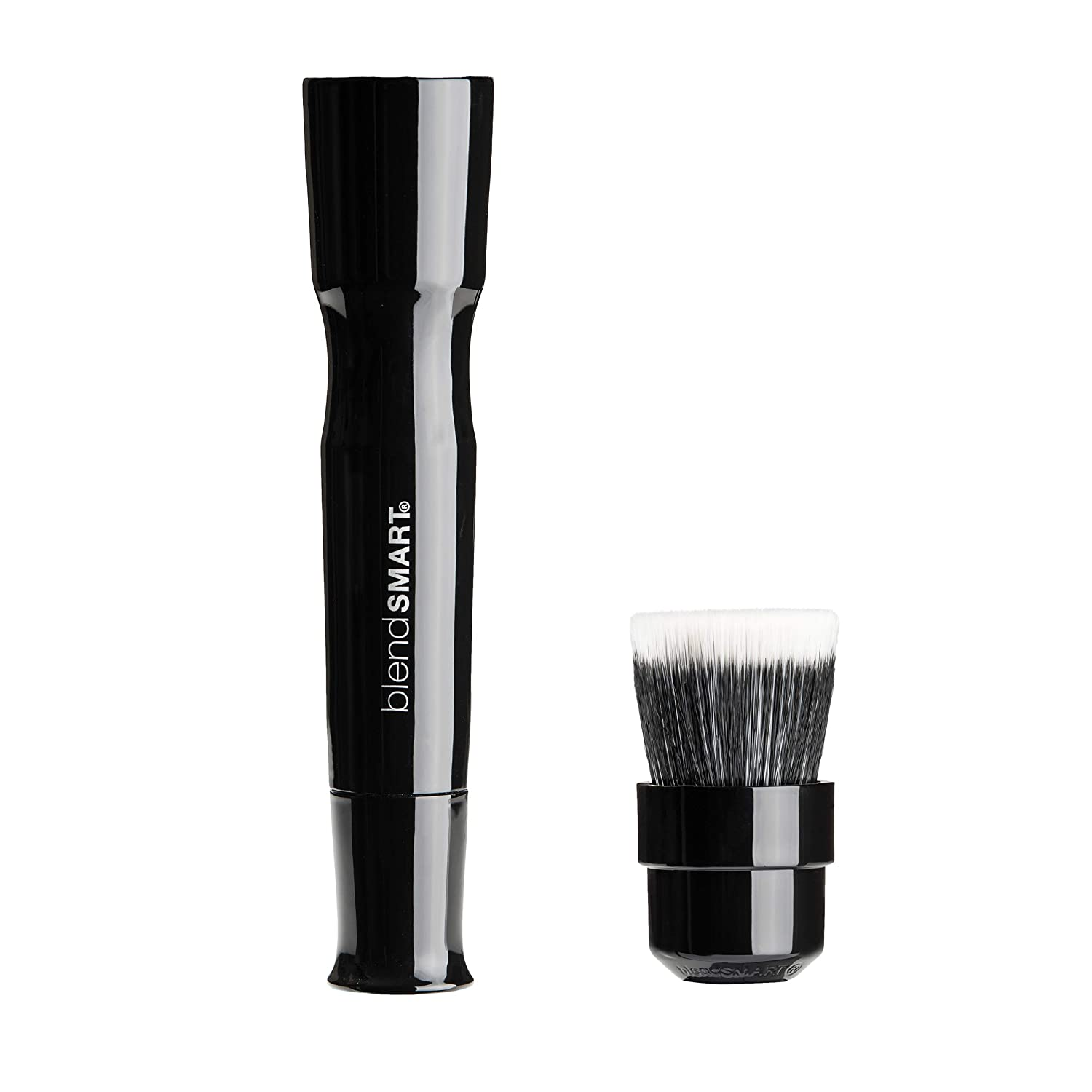 blendSMART2: Powered Foundation Makeup Brush With Spin Head For Blending, Contouring and Airbrush Finish: Premium Beauty