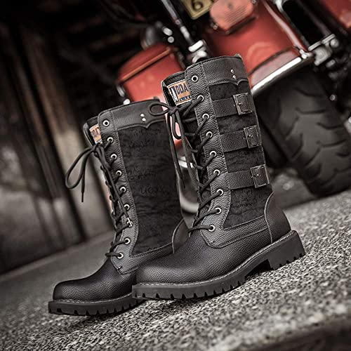 dress motorcycle boots