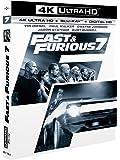 Fast & Furious 7 [4K Ultra HD + Blu-ray + Copie Digitale UltraViolet]
