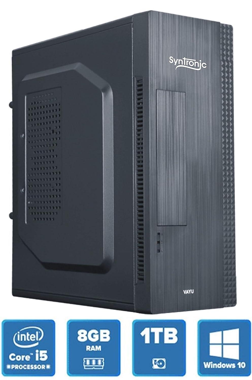 SYNTRONIC Desktop PC Computer CORE i5 3450 Processor (3.10