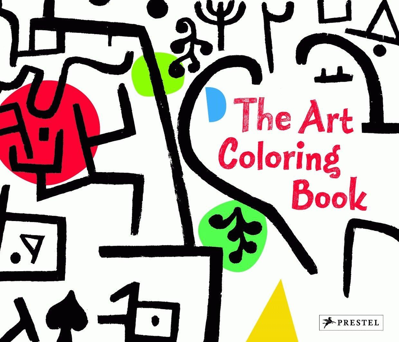 Download The Art Coloring Book pdf epub