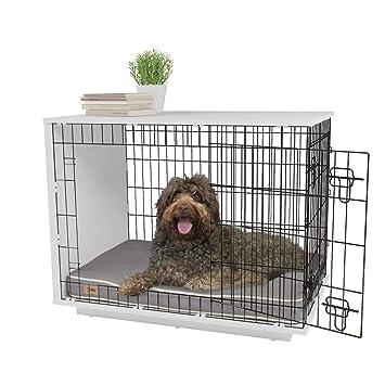 """Omlet Fido Studio 36 """"caja de lujo perro/perro cama – blanco"""