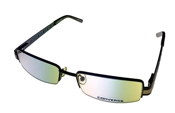 e6c18b6e9161 Amazon.com  Converse Passing Lane Eyeglasses Black  Clothing