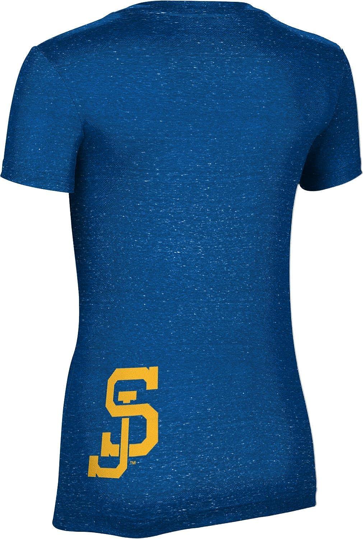 Heathered ProSphere San Jose State University Girls Performance T-Shirt