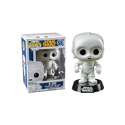 Funko - Figurine Star Wars - K3-PO Exclu Pop 10cm - 0849803061555: Toys & Games