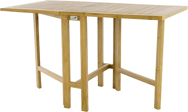 Tisch Klapptisch Holztisch Gartentisch Balkontisch Tisch Balkon klappbar 50x50cm