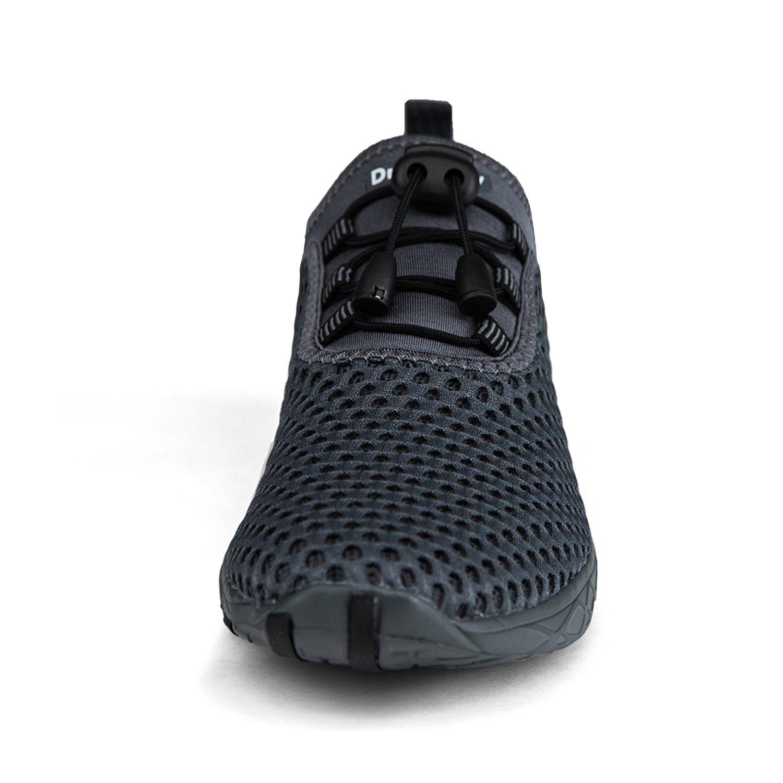 Dreamcity Women's Water Walking Shoes Athletic Sport Lightweight Walking Water Shoes B07C2QYTZT 9 M US,Darkgray 789 698522