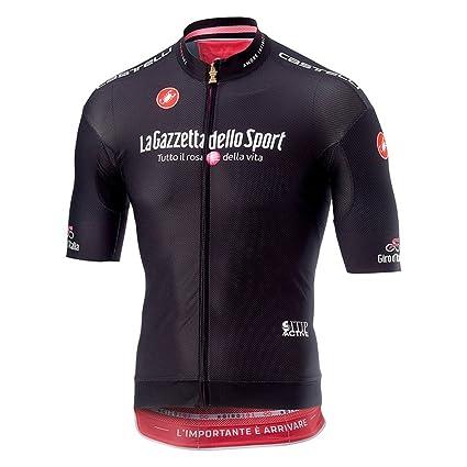 Amazon.com   Castelli Giro Race Full-Zip Jersey - Men s   Sports ... 3c3f93d93