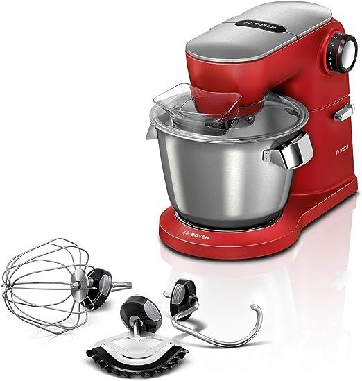 Bosch Optimum Robot de cocina, rojo: Amazon.es: Hogar