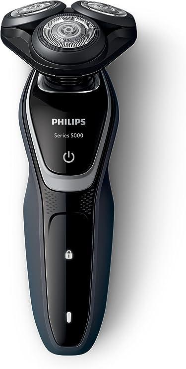 Philips Serie 5000 S5110/06 - Afeitadora eléctrica para hombre ...