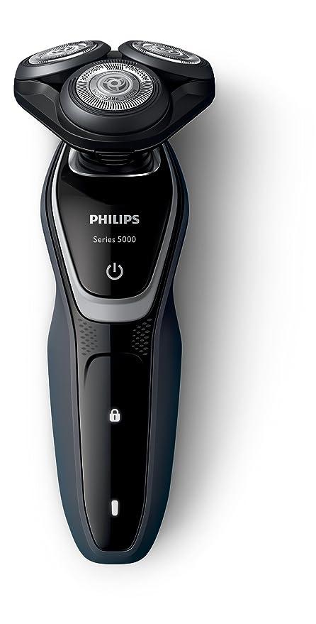 Philips Serie 5000 S5110 06 - Afeitadora Eléctrica para Hombre Rotativa 46bb79aac39b