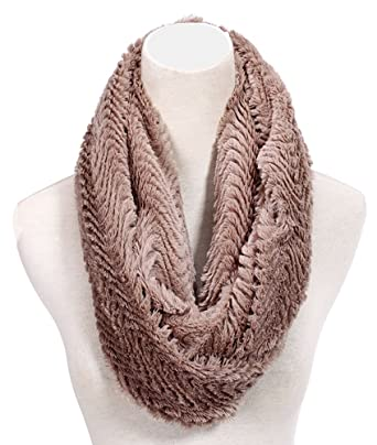 need scarf you winter fur only the faux scarves infinity furry bridget l scarvesnet this