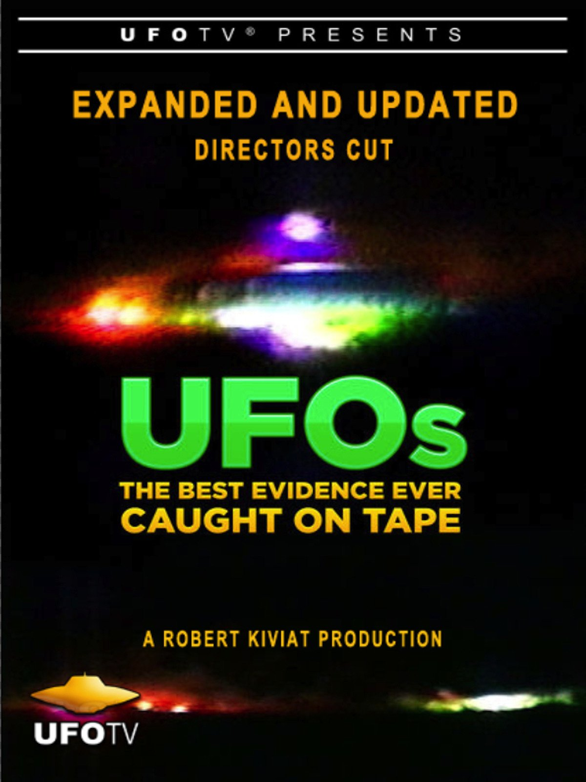 UFOs the Best Evidence Ever Caught On Tape