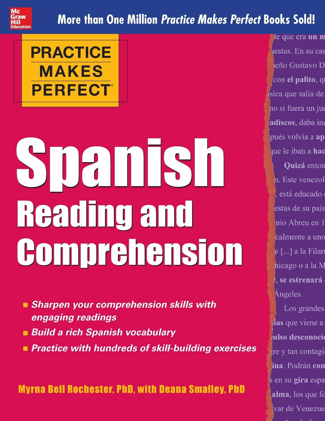 - Practice Makes Perfect Spanish Reading And Comprehension (Practice