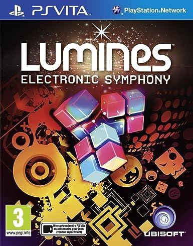 Lumines : electronic symphony (PS Vita) [Importación ...